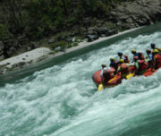 Rafting at River Gange