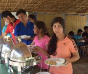 Kids Camping Rishikesh