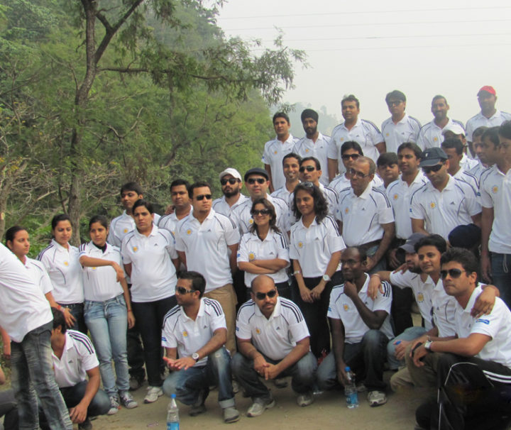 Corporate Tour Rafting Rishikesh