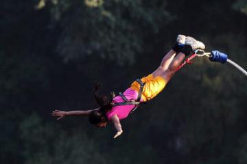 Bunjee Jumping Rishikesh