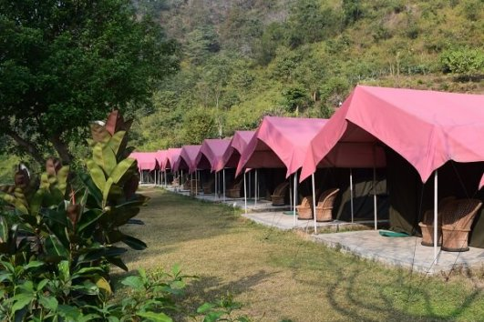 Camp Majestic Landscape