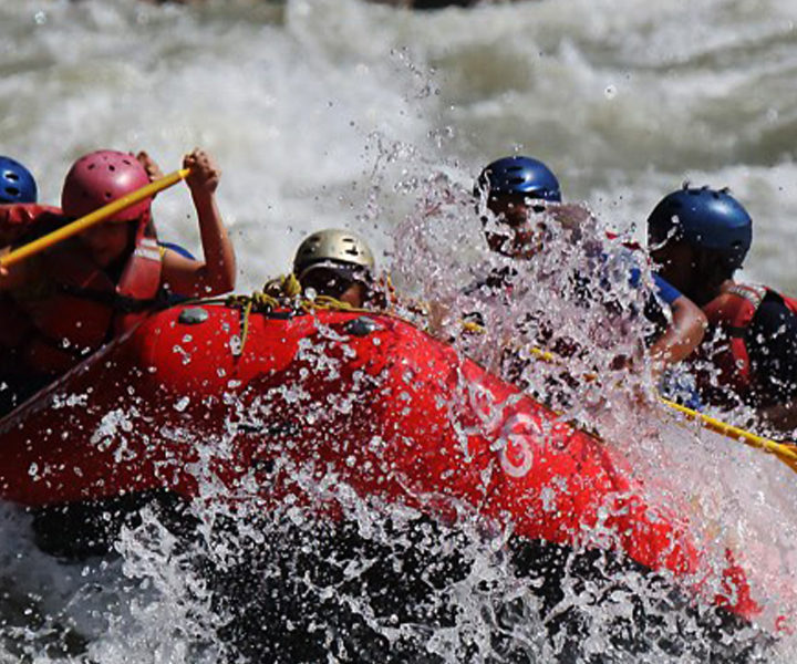 Rafting Weekend Tour