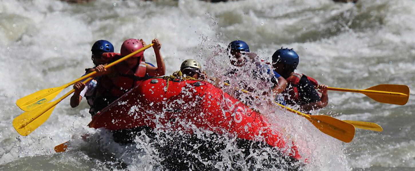 Day River Rafting Only