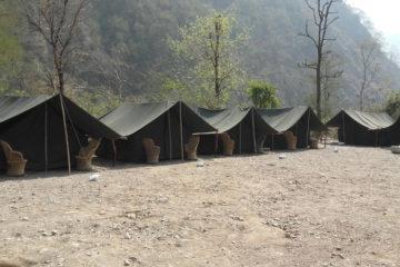 Shivpuri Riverside Camp Outer