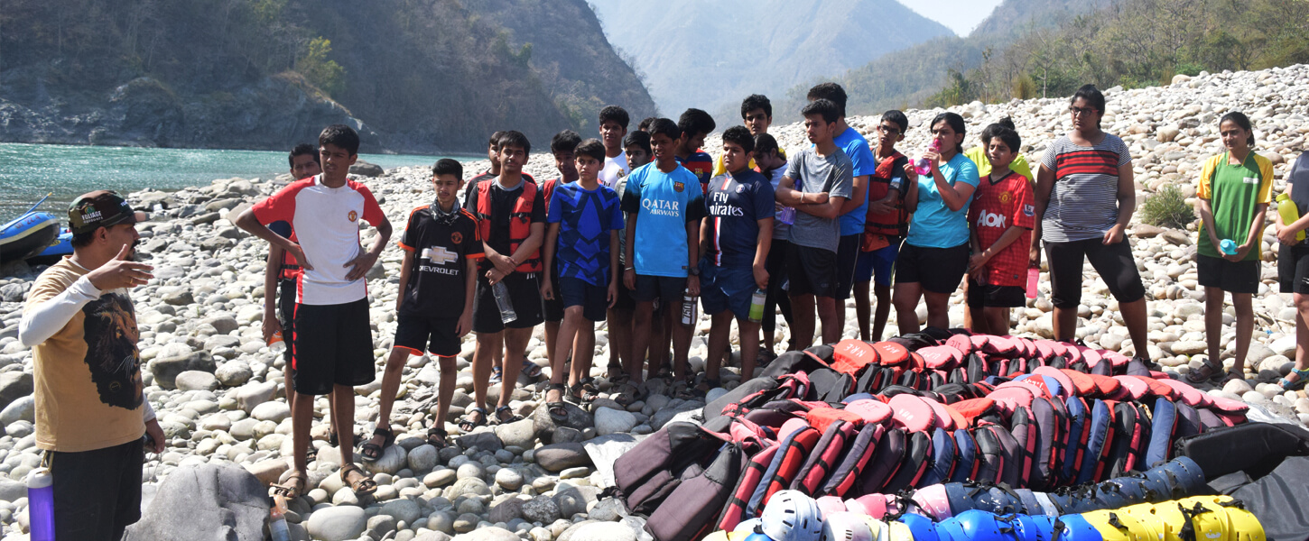 Rishikesh Summer Camp