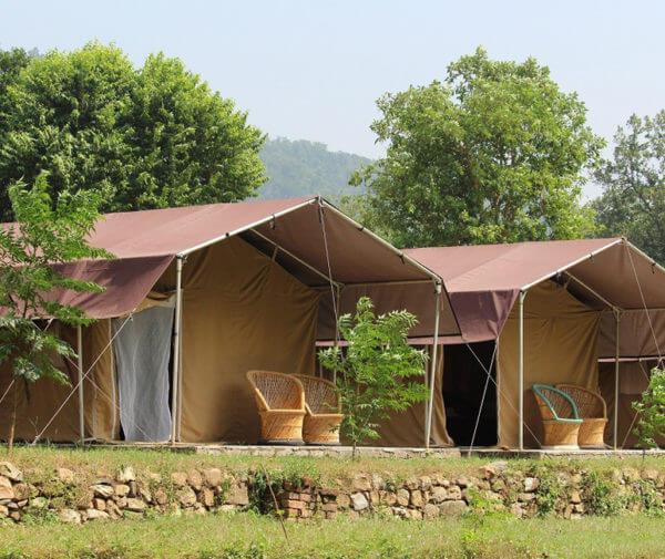 Byasi Forest Camp Rishikesh