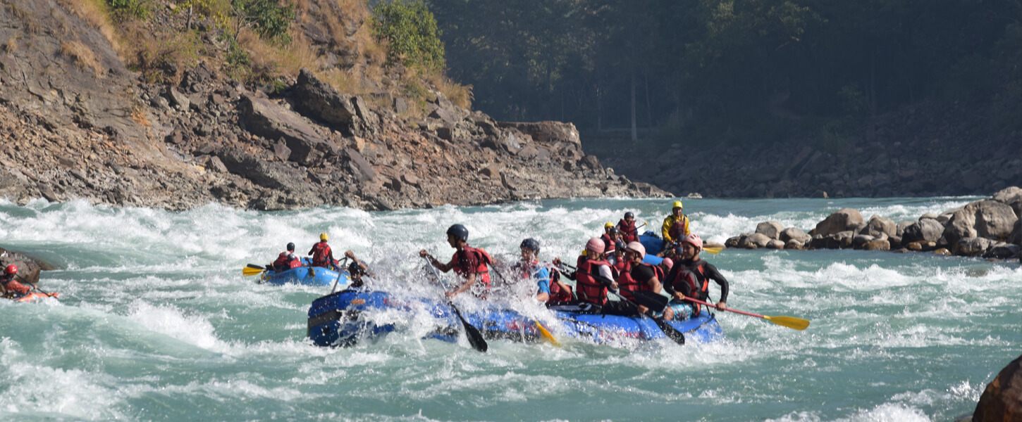 River Rafting Booking
