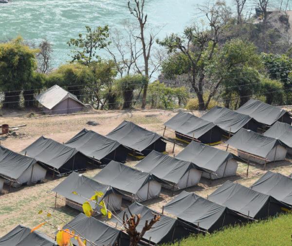 Camp Ganga View Rishikesh