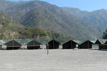 Adventure Paradise Camp Rishikesh