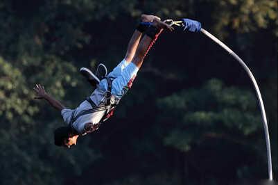 Bungee Jumping Activity