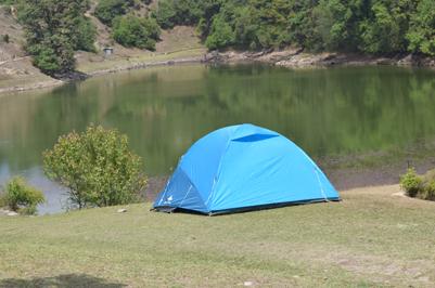Chopta Deoriatal Camping