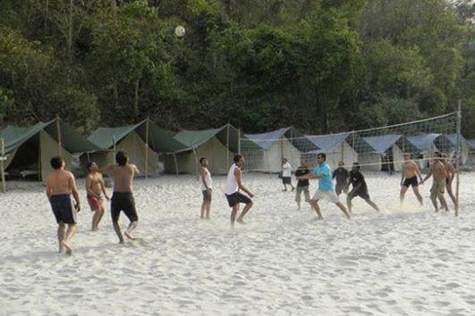 Explore Himalaya Camp Rishikesh