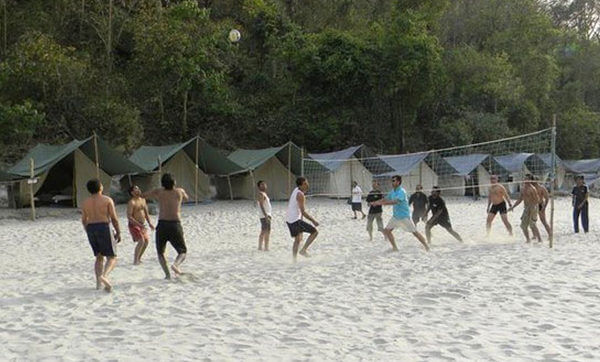 Explore Himalaya Camp Rishikesh