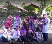 Camp Majestic Holi Event