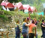 Holi Celebration Camp Majestic