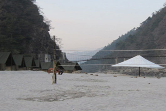 Camp Marine Drive Rishikesh