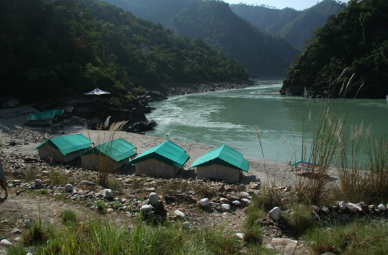 Mercury Himalayan Camp Rishikesh