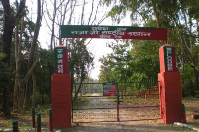 Rajaji National Park Entry Gate