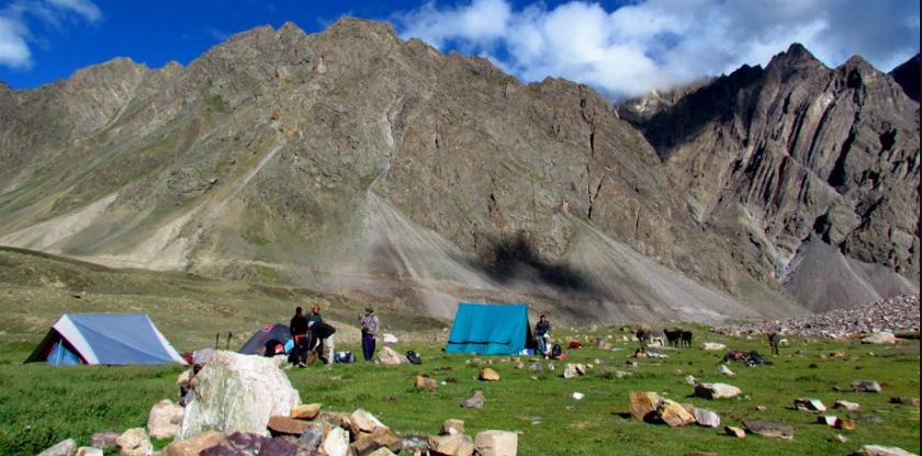 Bhabha Pass Trek