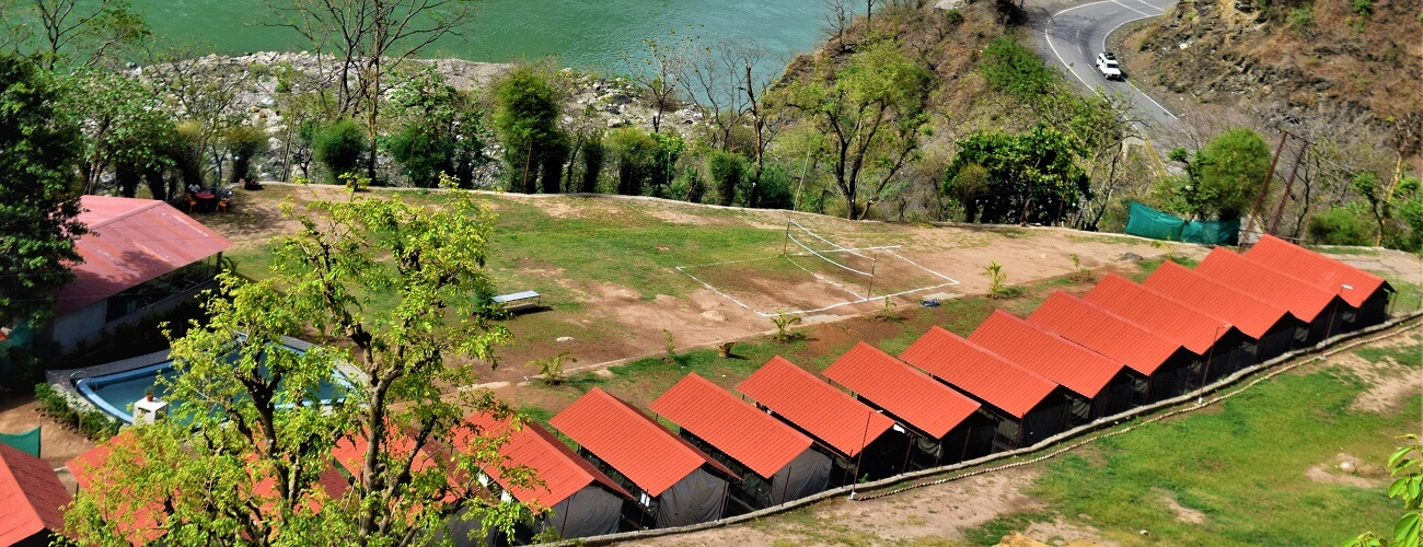 Camp Crossfire Rishikesh